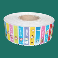 Cartoon PU acrylic adhesive coating film